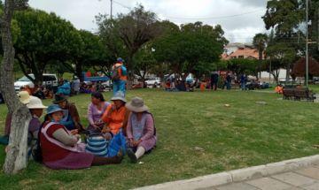 Sucre: Trabajadores de EMAS declaran paro; este martes no habrá recojo de basura