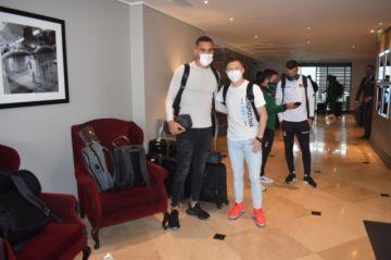 La Verde se instala en Chile de cara a su primer amistoso de la fecha FIFA