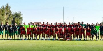 Bolivia se mide con Chile pensando en la Copa América