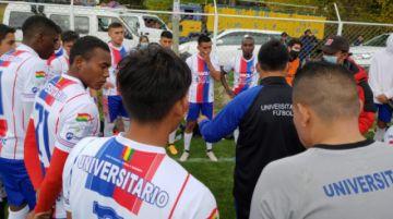 """La """"U"""" se impone a Real Potosí en amistoso"""