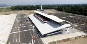 Aeropuerto de Chimoré reabrió sus puertas para 36 operaciones sin autorización ni seguridad