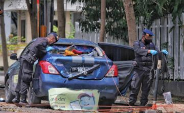 Una pareja recién casada ejecutó el atentado contra catedral en Indonesia