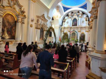 ¿Cuáles son las restricciones de la Iglesia católica para la Semana Santa en Sucre?