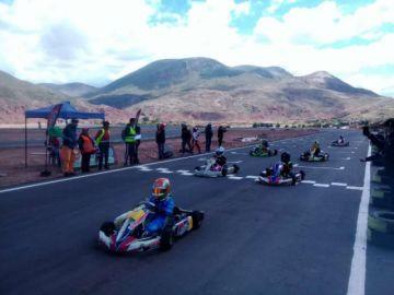 La temporada nacional del karting se abre en Potosí