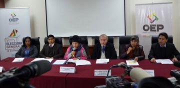 Amplían por tres meses investigación contra exvocales del TSE por caso fraude electoral
