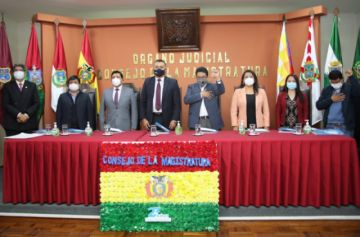 Magistratura conmemora 23 años de creación y aboga por agenda común para reforma judicial