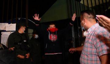 """Yassir Molina, desde la cárcel, a las autoridades: """"Dejen de instrumentalizar la justicia"""""""