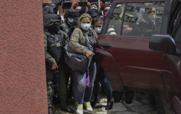 Régimen Penitenciario suspende visita de Naciones Unidas a Jeanine Áñez