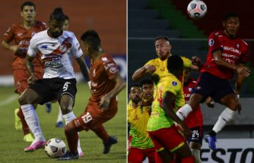 Clubes bolivianos definen su futuro en la Copa Sudamericana