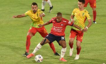 Sudamericana: Wilster repite la dosis y se queda con el duelo cochabambino