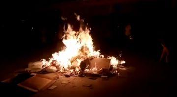 Pando: Denuncian que policías armados irrumpieron en viviendas por quema de ánforas