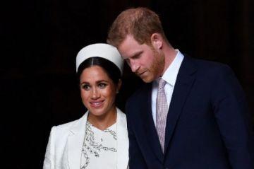 Enrique y Meghan honran al príncipe Felipe, sin confirmar si asistirán al funeral