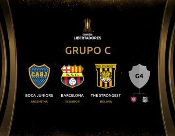 Libertadores: El Tigre jugará con Boca y Bolívar puede aterrizar en el grupo de River
