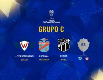 Sudamericana: Wilster y Guabirá chocarán con clubes argentinos y brasileños