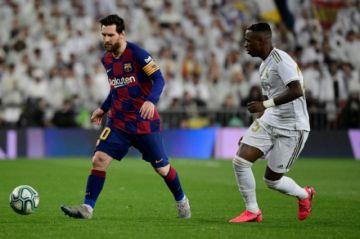 Real Madrid y Barcelona chocan en un clásico clave para la Liga