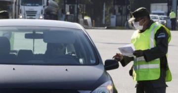 Cerca de 30 vehículos retenidos por incumplir el Auto de Buen Gobierno en el país