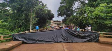 Covid-19: El Gobierno suspende el cierre de la frontera con Brasil en Pando
