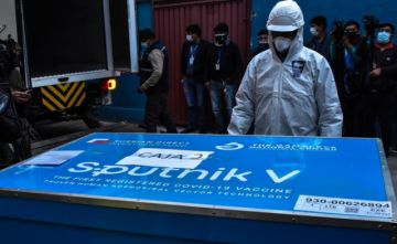 Vicecanciller confirma que Bolivia recibirá 25 mil dosis de Sputnik V este miércoles