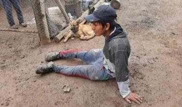 Dueño de finca atropella con su tractor a un boliviano en Mendoza