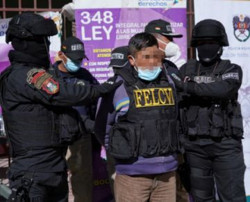 La Paz: La Policía captura a un hombre acusado de asesinar a su hija de siete meses