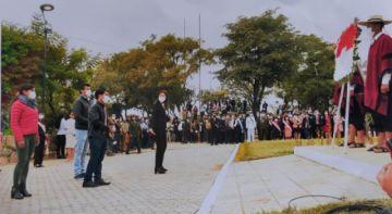 """Condori desmiente a Evo y dice que no fue a Tarija a sostener """"reuniones políticas"""""""