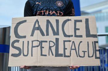 Clubes ingleses se retiran de la Superliga y dinamitan el proyecto