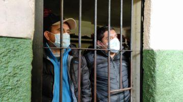 Denuncian que se congelaron las cuentas bancarias de los exministros Guzmán y Coimbra