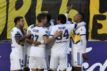 Histórica victoria de Boca en La Paz al ganar 1-0 a The Strongest por la Libertadores