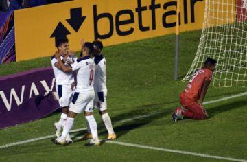 Guabirá cae 1-3 ante Independiente en la primera fecha de la Sudamericana