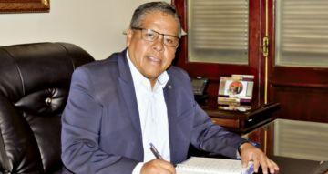 El Alcalde interino de Cochabamba da positivo para coronavirus y es hospitalizado