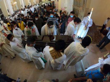 Tres eucaristías recordarán un mes del fallecimiento de monseñor Jesús Pérez