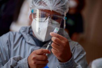 Covid: Bolivia tiene la segunda tasa más alta de letalidad de trabajadores en salud de Sudamérica