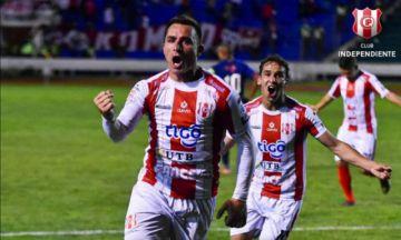 ¡Épico! Independiente gana en el último suspiro