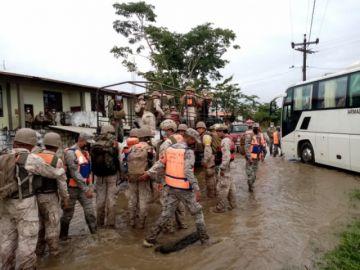 Cochabamba: Defensa Civil afirma que hay más personas atrapadas por inundaciones y alista rescate