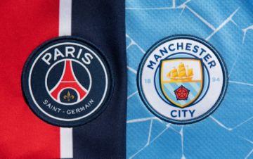 Champions: PSG y Manchester City se citan con la historia