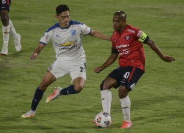 Wilstermann y Bolívar empatan 0-0 por el Grupo C de la Copa Sudamericana