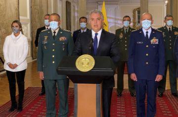 Duque pide retirar reforma tributaria que provocó masivas protestas en Colombia
