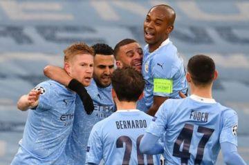 Mahrez fulmina al PSG y mete al Manchester City a su primera final de la Champions