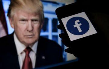 Decisión sobre veto a Trump marca momento clave para Facebook