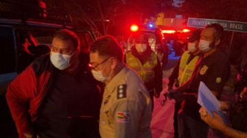 """Extraditan a """"pez gordo"""" Einar Lima Lobo a Brasil para cumplir condena por narcotráfico"""