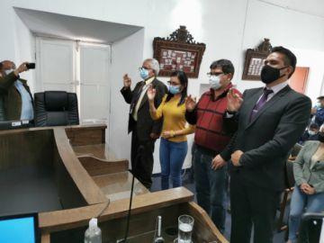 Ediles de oposición presiden cuatro comisiones del Concejo sin los votos del MAS
