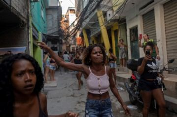 Acción policial deja 25 muertos en una favela de Río de Janeiro