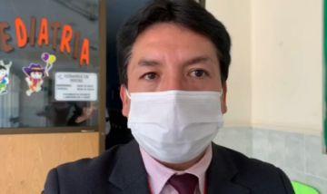 Juan José Fernández, nuevo jefe de Epidemiología del Sedes Chuquisaca