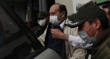 La Fiscalía vuelve a imputar al exministro Navajas por los 170 respiradores con presunto sobreprecio