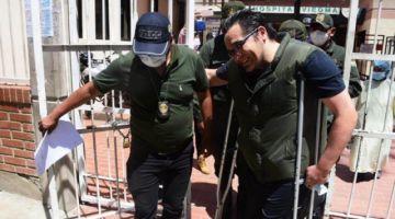 Torrico permanecerá en la cárcel tras anulación de la resolución que le favorecía con detención domiciliaria