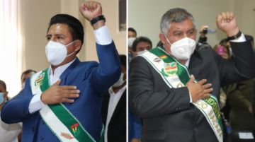 Internan por covid-19 al Alcalde y Presidente del Concejo de Sacaba