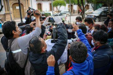 Periodistas de Sucre reflexionan sobre el trabajo del gremio