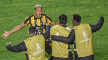 El Tigre recupera el aliento en la Copa Libertadores