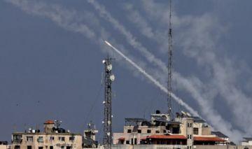 Hamás afirma haber lanzado un potente cohete contra segundo aeropuerto de Israel