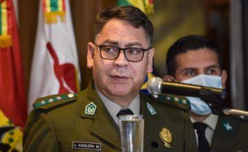 Comandante Aguilera presenta denuncia en busca de refutar supuesto vínculo con Lima Lobo